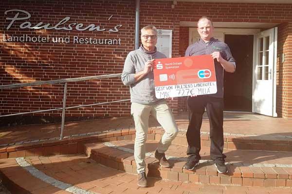 Paulsen´s Landhotel und Restaurant in Nordfriesland feiert zehn Jahre
