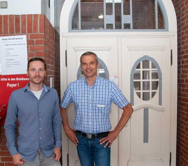 Nordfriesland: Das Kreis-Jugendamt ist umgezogen