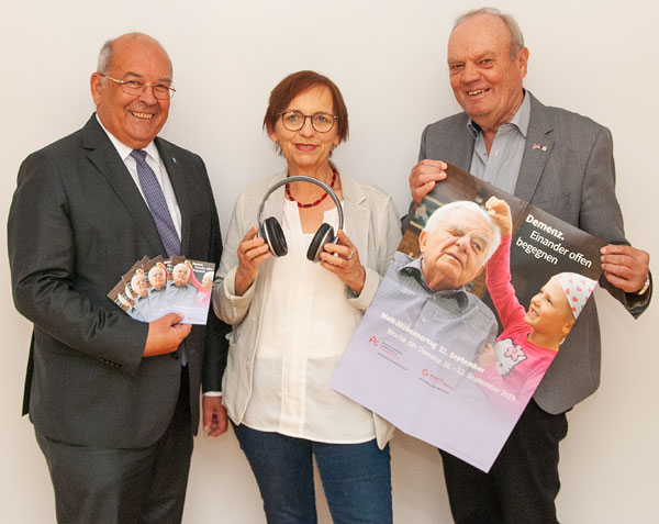 Nordfriesland: Breites Informationsangebot zum Welt-Alzheimertag am 21. September