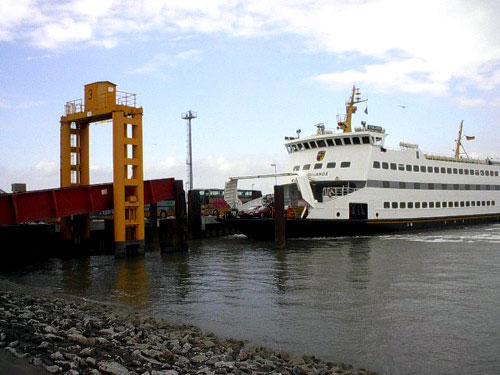 Fotos der Insel Föhr aus 2002