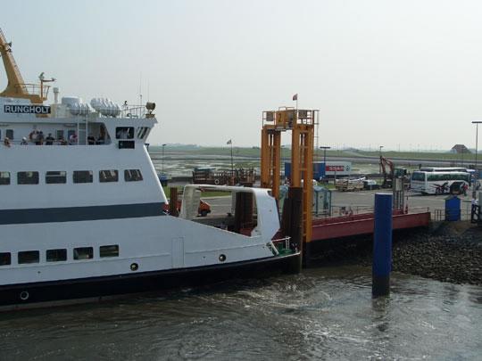 Fotos der Insel Föhr 2004