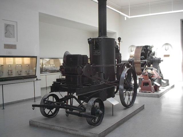 Fotos Deutsches Museum München