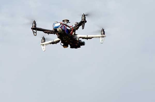 Drohnen sind im Nationalpark verboten