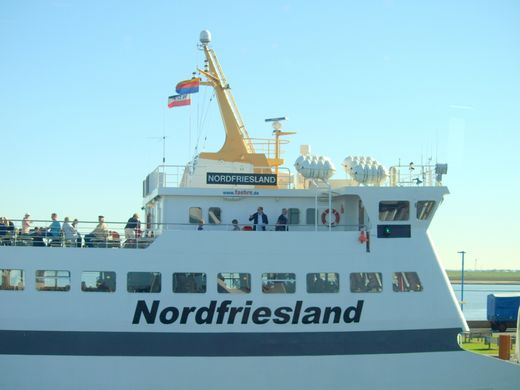 Fotos der Insel Föhr 2012