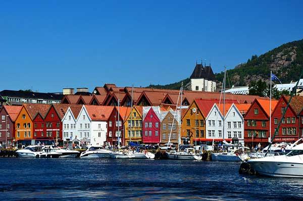 Traum-Reise nach Skandinavien