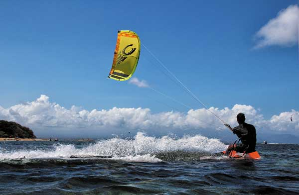 Einigung zu Kitesurfgebieten im Nationalpark Wattenmeer