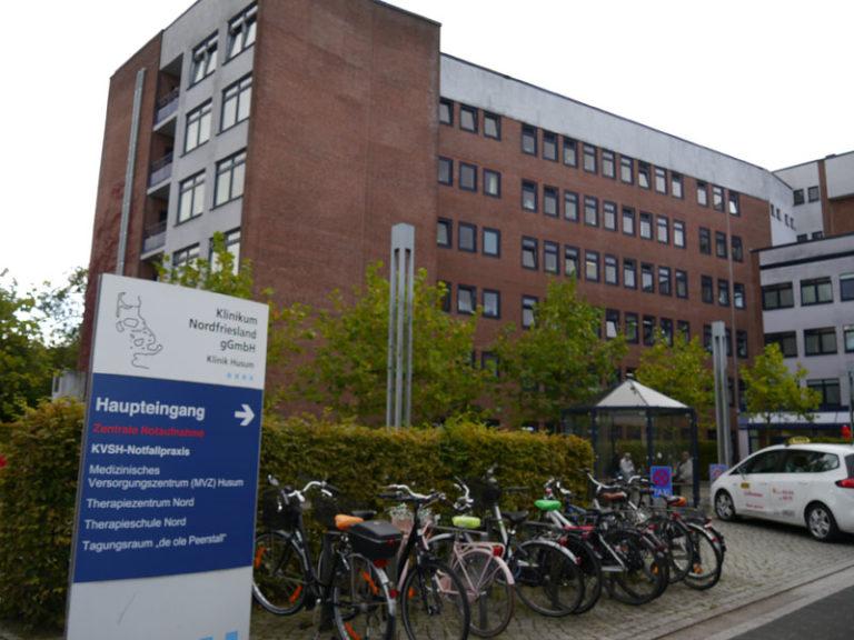 Ab sofort keine Besucher mehr in den nordfriesischen Kliniken erlaubt