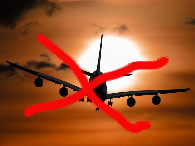 Kreis Nordfriesland stoppt Urlauberflüge nach Sylt - Hohe Strafen drohen - Nordfriesland O. Nachrichten