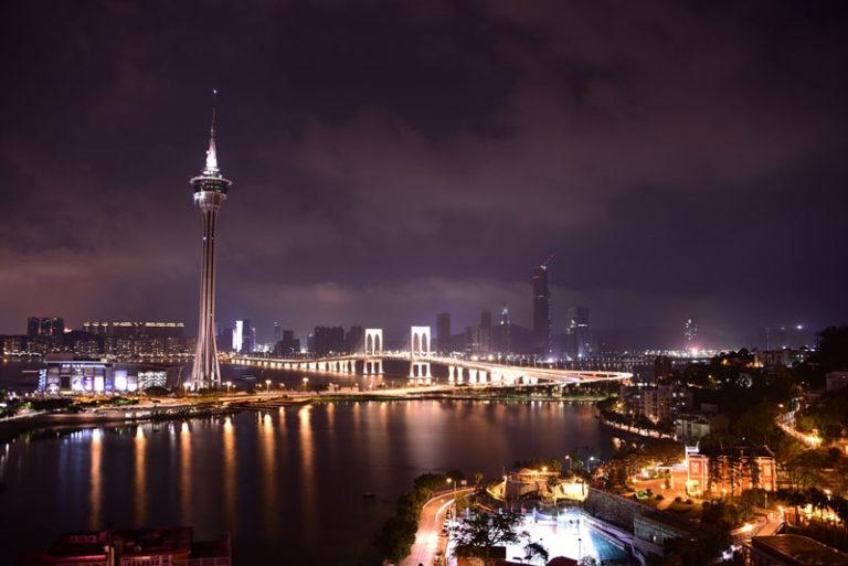 Eine Reise nach Macau