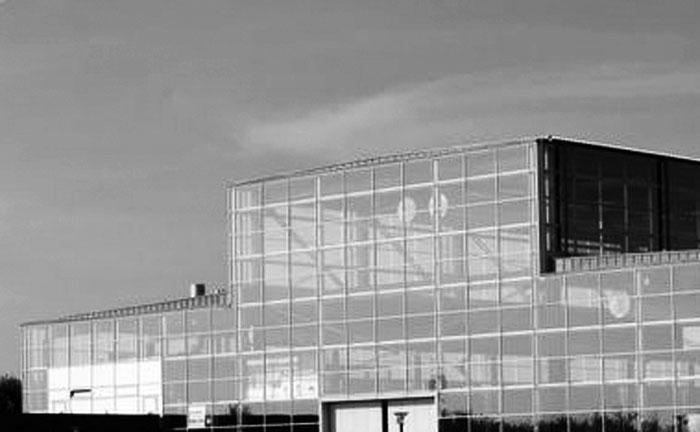 Messehalle Husum: Probelauf des Impfzentrums für Nordfriesland