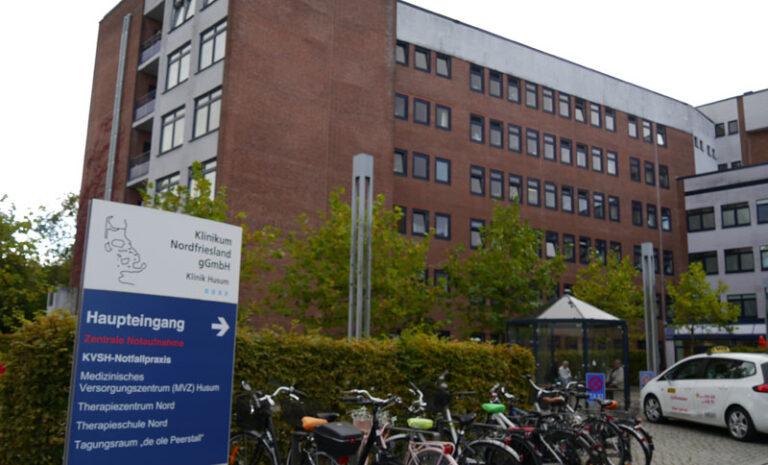 Unzureichende Finanzierung von Krankenhausleistungen belastet das Klinikum Nordfriesland