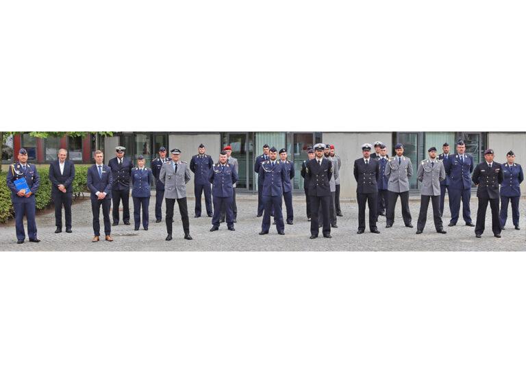 Kreis Nordfriesland dankt Soldaten für Einsatz in der Pandemie
